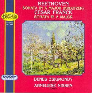 Beethoven: Violin Sonata No 9, 'Kreutzer'