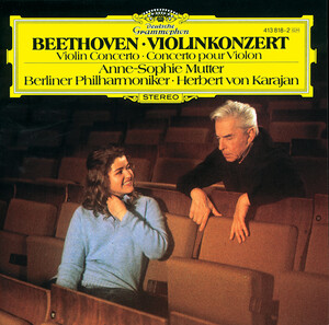 Beethoven: Concerto for Violin & Orchestra