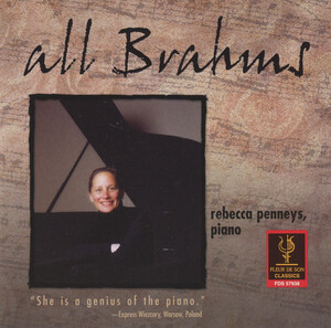 All Brahms: Piano Works