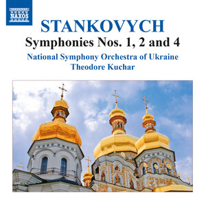 Yevhen Stankovych: Symphonies No.1, 2 and 4