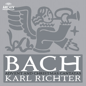 Bach: Advent And Christmas Cantatas