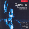 Schnittke: Complete music for Cello and Piano
