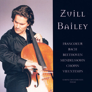 Zuill Bailey plays Francoeur, Bach, Beethoven, etc.