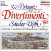 Mozart: Divertimenti Nos.10 and 11