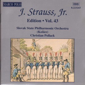 J. Strauss, Jr. Edition, Vol.43