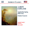 Copland: Appalachian Spring Suite; Clarinet Concerto; Quiet City