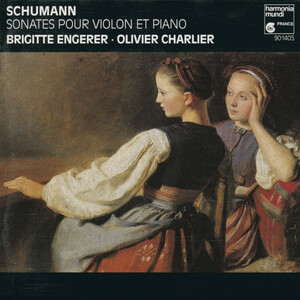 Schumann: Violin Sonatas, Op.105 and 121