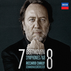 Beethoven: Symphonies Nos.7 and 8
