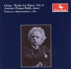 Grieg: Works for Piano, Vol.6
