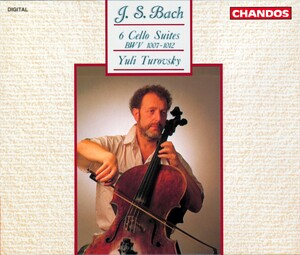 Bach: 6 Suites for Solo Cello, BWV1007-1012