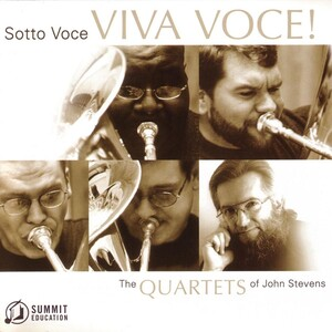 Viva Voce! The Quartets of John Stevens