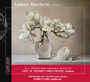 Mozart: Piano Concertos No.9 and 12 (Live at Teatro Carlo Felice, Genova)