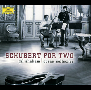 Schubert for Two: Arrangements for Violin and Guitar
