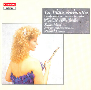 La Flûte Enchantée: French Pieces for Flute & Orchestra