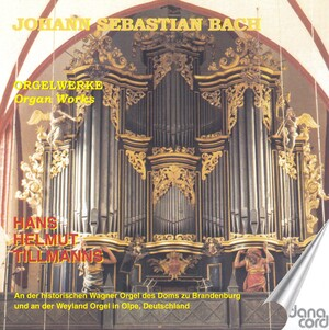J.S. Bach: Organ Music, Vol.12