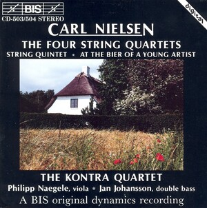 Carl Nielsen: The Four String Quartets