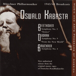 Oswald Kabasta: 1943-1944 Broadcasts