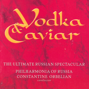 Vodka and Caviar: The Ultimate Russian Spectacular
