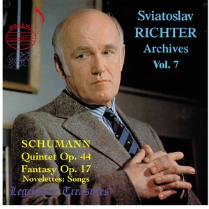 Sviatoslav Richter Archives, Vol.7