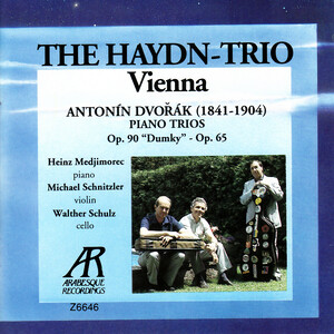 Dvorák: Piano Trios Op. 90 and Op. 65
