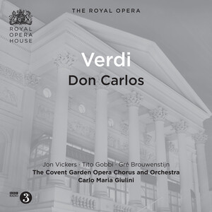 Verdi: Don Carlos (Live Recordings 1958)