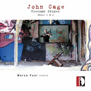 John Cage: Freeman Etudes Books 1 and 2