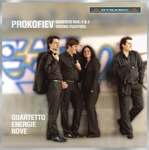 Prokofiev: Quartets Nos.1 and 2, Visions fugitives
