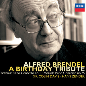 Alfred Brendel: A Birthday Tribute