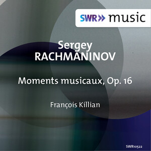 Rachmaninoff: 6 Moments musicaux, Op.16