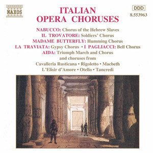 Pietro Mascagni - Slovak Radio Symphony Orchestra Czecho-Slovak Radio Symphony Orchestra Mascagni: Cavalleria Rusticana
