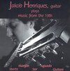 Jakob Henriques Plays Music from the 19th Century