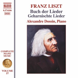 Liszt: Complete Piano Music, Vol.57