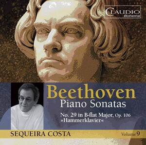 Beethoven: Piano Sonatas, Vol.9