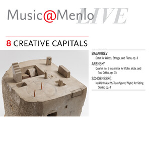 Music@Menlo LIVE, Creative Capitals, Vol.8
