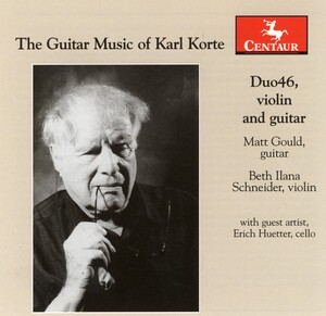 Karl Korte: Guitar Music