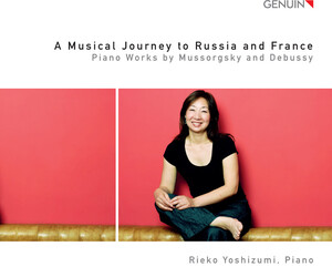 A Musical Journey to Russia and France: Piano Works by Mussorgsky and Debussy