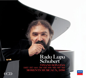 Lupu Plays Schubert