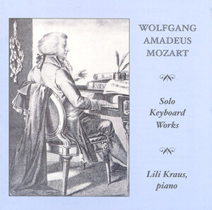 Mozart: Solo Piano Works