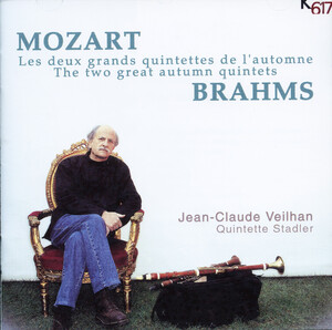 Mozart and Brahms: The 2 Great Autumn Quintets