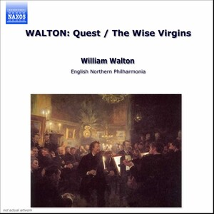 Walton: The Quest; The Wise Virgins