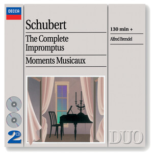 Schubert: The Complete Impromptus; Moments Musicaux