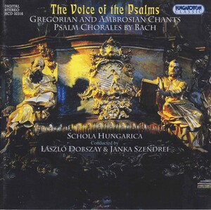The Voice of the Psalms