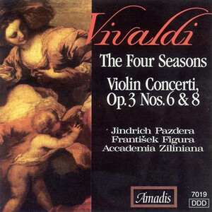 Vivaldi: The Four Seasons; Violin Concerti Op.3 Nos.6 and 8