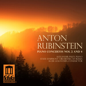 Rubinstein: Piano Concertos Nos.2 and 4