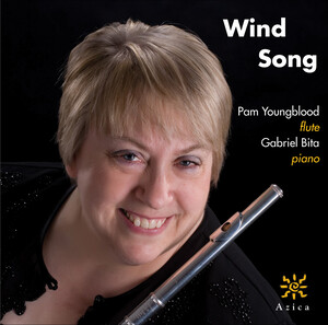 Wind Song: New American Classics For Flute and Piano