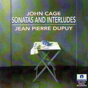 John Cage: Sonatas and Interludes