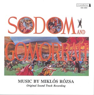 Sodom and Gomorrah: Original Motion Picture Soundtrack