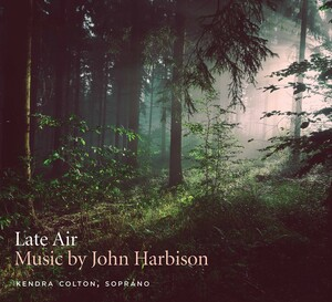 Late Air: Music by John Harbison