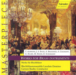 Works for Brass Instruments by Bach, Schumann, Guilmant, etc.