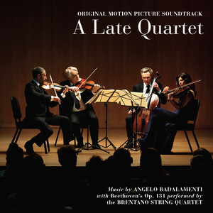 A Late Quartet: Music from the Film by Badalamenti